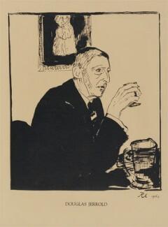 Douglas Francis Jerrold, by Robert Lutyens, published 1962 (1961) - NPG D32985 - © Candia Lutyens Peterson / National Portrait Gallery, London