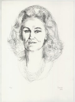 Dame Joan Sutherland, by Judy Cassab - NPG D32991