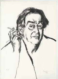 Donald Stuart Leslie Friend, by Judy Cassab - NPG D32994