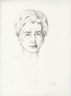Rosemary Dobson, by Judy Cassab - NPG D32997