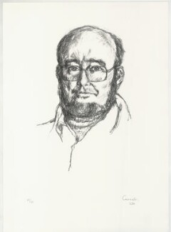 Thomas Michael Keneally, by Judy Cassab - NPG D33000