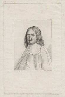 Sir William Curtius, 1st Bt, by Robert Cooper, after  Unknown artist - NPG D30756