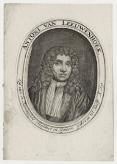 Antonie van Leeuwenhoek, after Jan Verkolje - NPG D30759