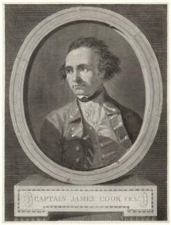 James Cook, by James Basire, after  William Hodges, 1777 - NPG D33013 - © National Portrait Gallery, London