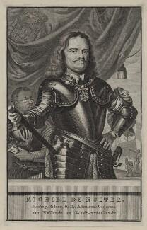 Michiel Adriaenszoon de Ruyter, after Unknown artist - NPG D30764