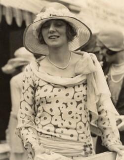 (Elsie) Evelyn Laye, by Dudley Glanfield - NPG x45491