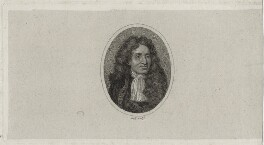 Jean de La Fontaine, by William Holl Sr, or by  William Holl Jr, after  Unknown artist - NPG D30771