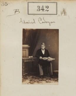George Cadogan, 3rd Earl Cadogan, by Camille Silvy - NPG Ax50113