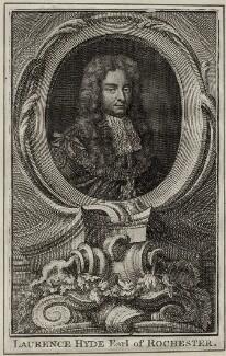 Laurence Hyde, 1st Earl of Rochester, after Sir Godfrey Kneller, Bt - NPG D30820