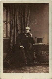 Victor Emmanuel Taparelli, Marchesi d'Azeglio, by Camille Silvy, 1860 - NPG x131624 - © National Portrait Gallery, London