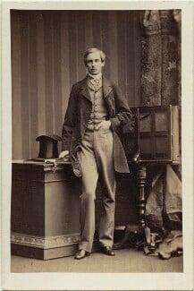 Robert Philippe Louis Eugène Ferdinand d'Orléans, Duke of Chartres, by Camille Silvy - NPG x74621