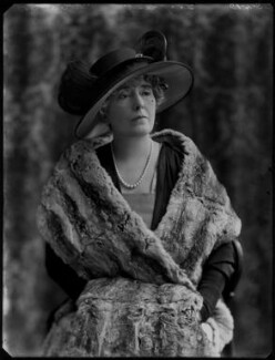Beatrice Alexandra (née O'Flanagan), Lady Kent, by Bassano Ltd, 25 April 1919 - NPG x154412 - © National Portrait Gallery, London