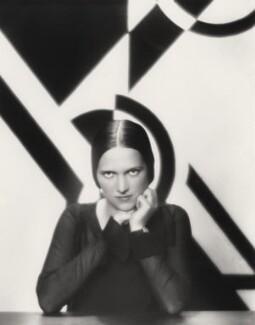 Ethel Edith Mannin, by Paul Tanqueray - NPG x14264