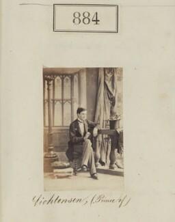 Johann II, Prince of Liechtenstein, by Camille Silvy - NPG Ax50476