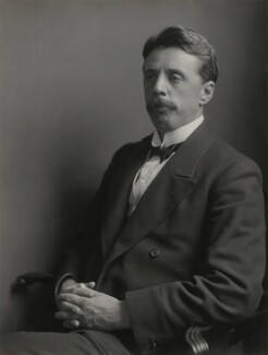 Arnold Bennett, by James Craig Annan - NPG x131707