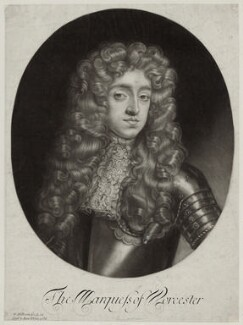 Charles Somerset, Marquess of Worcester, by Robert Williams, after  Unknown artist - NPG D30849