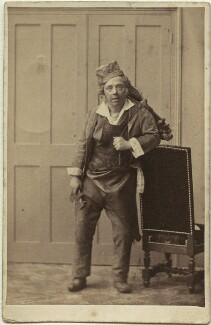 (Thomas) Frederick Robson (né Brownbill), by Camille Silvy - NPG x22076