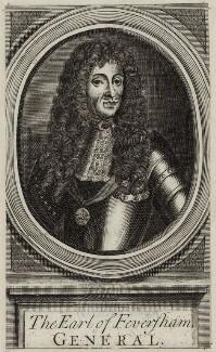 Louis Duras, 2nd Earl of Feversham, possibly after John Riley - NPG D30854