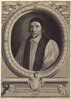 Thomas Lamplugh, by Peter Vanderbank (Vandrebanc), after  Sir Godfrey Kneller, Bt - NPG D30882