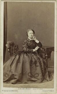 Princess Louise Caroline Alberta, Duchess of Argyll, by Hills & Saunders - NPG x131716