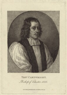 Thomas Cartwright, after Unknown artist, published by  William Richardson - NPG D30901