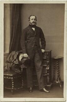 Frederick VIII, Duke of Schleswig-Holstein-Sonderburg-Augustenburg, by Camille Silvy - NPG x5803