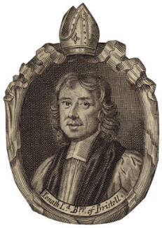 Sir Jonathan Trelawny, 3rd Bt, by Robert White, published by  Thomas Basset, published by  Thomas Fox - NPG D30907