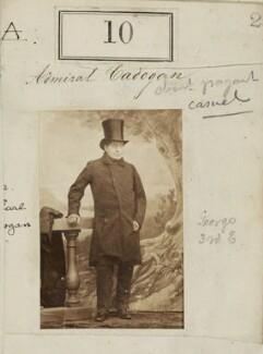 George Cadogan, 3rd Earl Cadogan, by Camille Silvy - NPG Ax50007