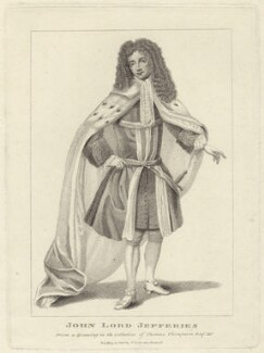 John Jeffreys, 2nd Baron Jeffreys of Wem, published by John Scott - NPG D30924