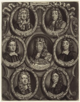 The Bishops' Council, after Unknown artist, 1688 or after - NPG D30928 - © National Portrait Gallery, London