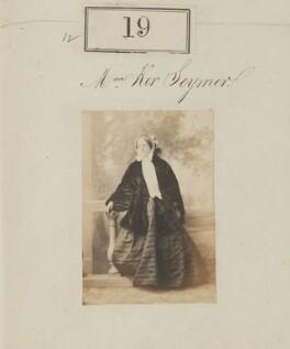 Helen Ker Seymer (née Webber), by Camille Silvy - NPG Ax50016