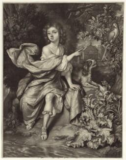 Johannes de Wolff, by Pieter Schenck, after  Willem Wissing - NPG D30943