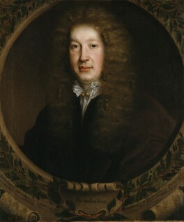 John Dryden, by John Michael Wright, circa 1668 - NPG  - © National Portrait Gallery, London