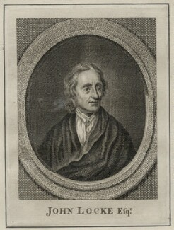 John Locke, after Sir Godfrey Kneller, Bt - NPG D30977