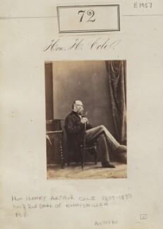 Hon. Henry Arthur Cole, by Camille Silvy - NPG Ax50060