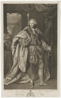 Frederick, Duke of York and Albany, by and published by John Jones, after  Sir Joshua Reynolds - NPG D33037
