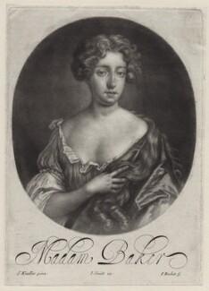Madam Baker, by Isaac Beckett, after  John Smith, published by  Sir Godfrey Kneller, Bt - NPG D31018