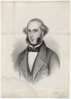 James Cherry, by Edwin Cocking - NPG D33059