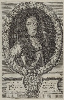 King William III, by Frederick Hendrik van Hove - NPG D31052