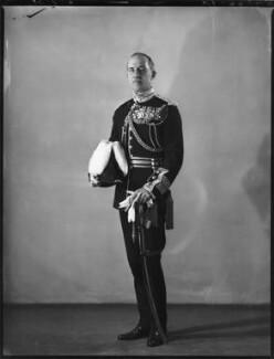 Edward Archibald Beck, by Bassano Ltd - NPG x75295