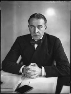 Sir William Percival Hildred, by Bassano Ltd - NPG x153365