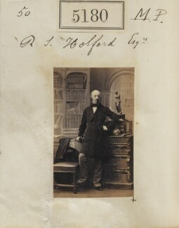 Robert Stayner Holford, by Camille Silvy - NPG Ax55183