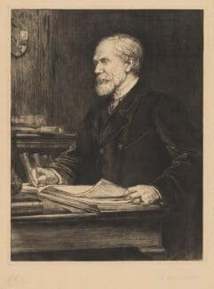 Sir Henry Yule, by Theodore Blake Wirgman - NPG D9244