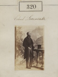 Alexander Learmonth, by Camille Silvy - NPG Ax50095