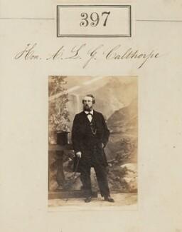 Augustus Cholmondeley Gough-Calthorpe, 6th Baron Calthorpe, by Camille Silvy - NPG Ax50149