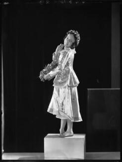 Helen ('Bunty') Kelley (later Bernstein), by Bassano Ltd - NPG x153375