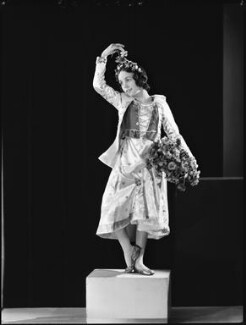 Helen ('Bunty') Kelley (later Bernstein), by Bassano Ltd - NPG x153376