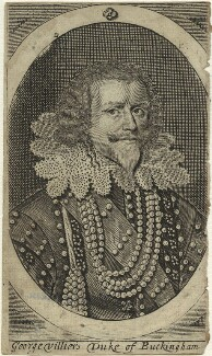George Villiers, 1st Duke of Buckingham, after Michiel Jansz. van Miereveldt - NPG D33055