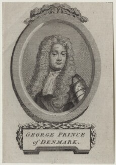 Prince George of Denmark, Duke of Cumberland, after Unknown artist - NPG D31081