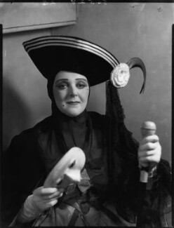 Evelyn Gardiner (née Enid Griffin) as Duchess of Plaza-Toro in 'The Gondoliers', by Bassano Ltd - NPG x153411